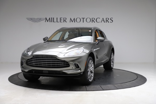 New 2021 Aston Martin DBX for sale $211,486 at Aston Martin of Greenwich in Greenwich CT 06830 12