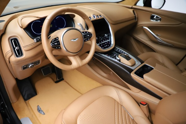 New 2021 Aston Martin DBX for sale $211,486 at Aston Martin of Greenwich in Greenwich CT 06830 13