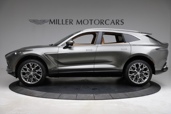 New 2021 Aston Martin DBX for sale $211,486 at Aston Martin of Greenwich in Greenwich CT 06830 2