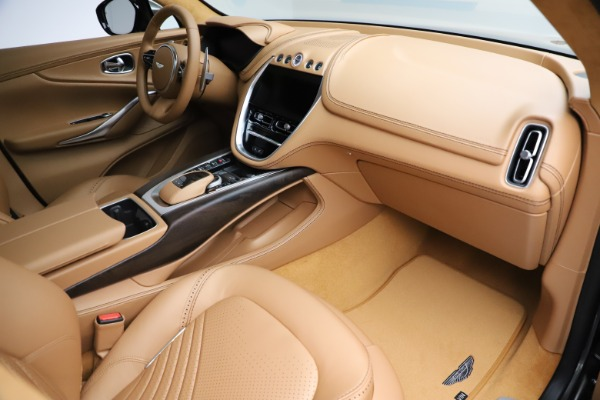 New 2021 Aston Martin DBX for sale $211,486 at Aston Martin of Greenwich in Greenwich CT 06830 22
