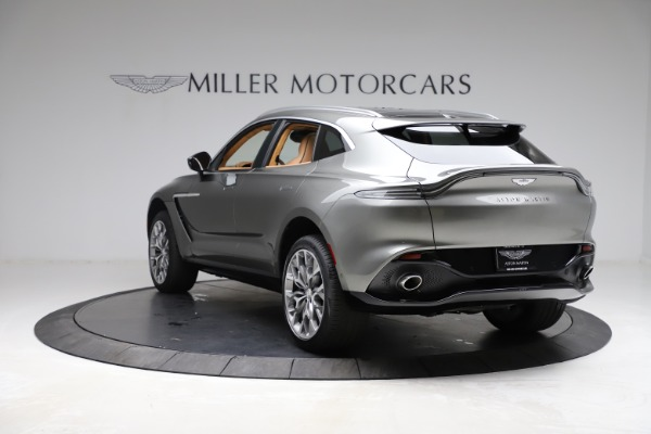 New 2021 Aston Martin DBX for sale $211,486 at Aston Martin of Greenwich in Greenwich CT 06830 4