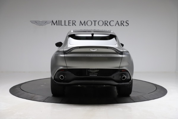 New 2021 Aston Martin DBX for sale $211,486 at Aston Martin of Greenwich in Greenwich CT 06830 5