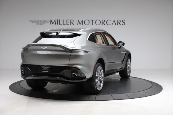 New 2021 Aston Martin DBX for sale $211,486 at Aston Martin of Greenwich in Greenwich CT 06830 6