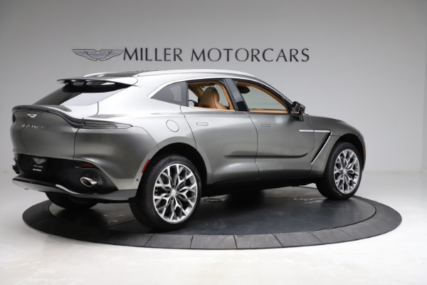 New 2021 Aston Martin DBX for sale $211,486 at Aston Martin of Greenwich in Greenwich CT 06830 7