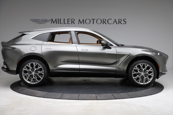 New 2021 Aston Martin DBX for sale $211,486 at Aston Martin of Greenwich in Greenwich CT 06830 8