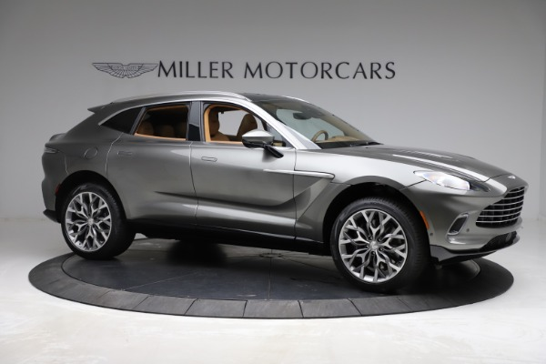 New 2021 Aston Martin DBX for sale $211,486 at Aston Martin of Greenwich in Greenwich CT 06830 9