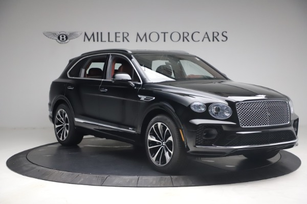 New 2021 Bentley Bentayga Hybrid for sale Sold at Aston Martin of Greenwich in Greenwich CT 06830 10