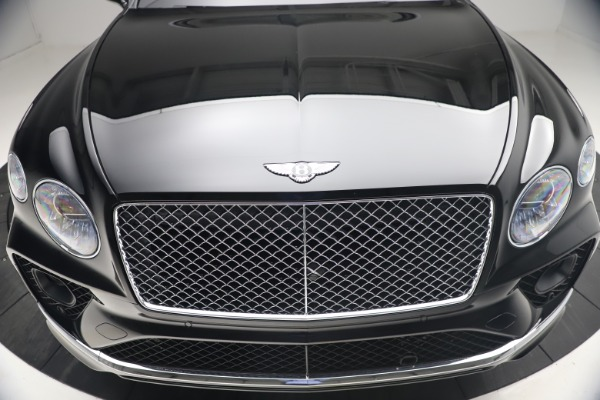 New 2021 Bentley Bentayga Hybrid for sale Sold at Aston Martin of Greenwich in Greenwich CT 06830 12