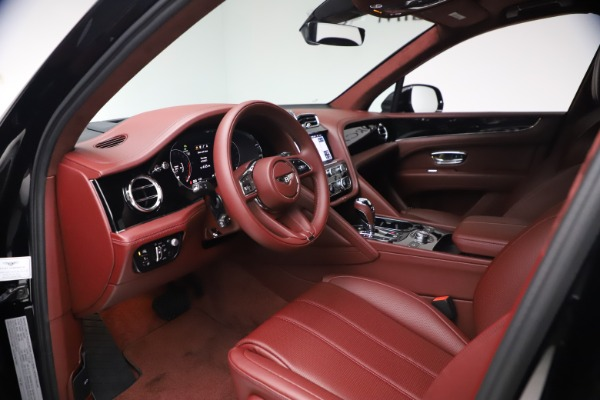 New 2021 Bentley Bentayga Hybrid for sale Sold at Aston Martin of Greenwich in Greenwich CT 06830 17