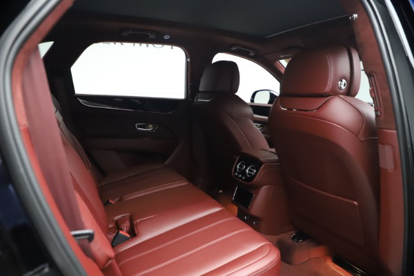 New 2021 Bentley Bentayga Hybrid for sale Sold at Aston Martin of Greenwich in Greenwich CT 06830 24