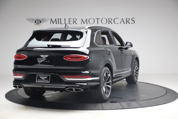 New 2021 Bentley Bentayga Hybrid for sale Sold at Aston Martin of Greenwich in Greenwich CT 06830 6
