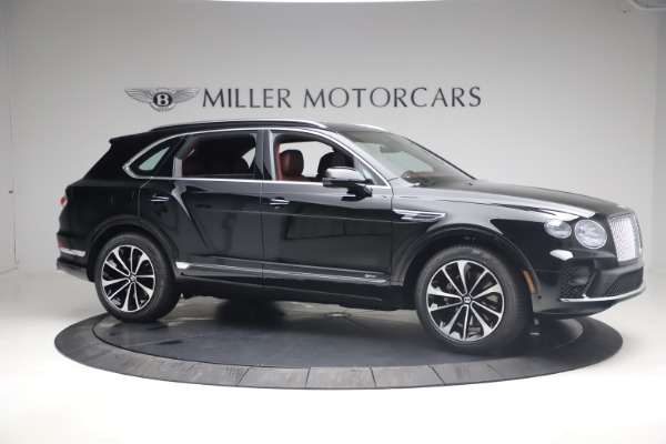 New 2021 Bentley Bentayga Hybrid for sale Sold at Aston Martin of Greenwich in Greenwich CT 06830 9