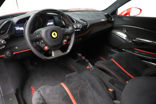 Used 2020 Ferrari 488 Pista for sale Sold at Aston Martin of Greenwich in Greenwich CT 06830 13