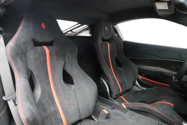 Used 2020 Ferrari 488 Pista for sale Call for price at Aston Martin of Greenwich in Greenwich CT 06830 19