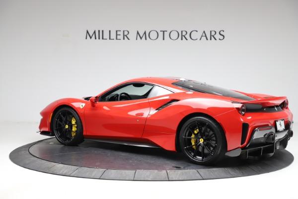 Used 2020 Ferrari 488 Pista for sale Call for price at Aston Martin of Greenwich in Greenwich CT 06830 4