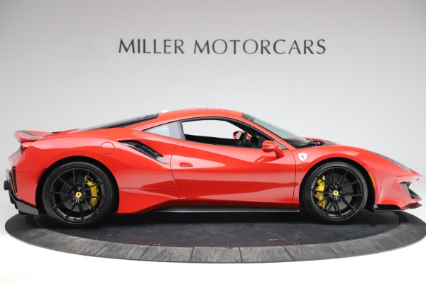 Used 2020 Ferrari 488 Pista for sale Call for price at Aston Martin of Greenwich in Greenwich CT 06830 9