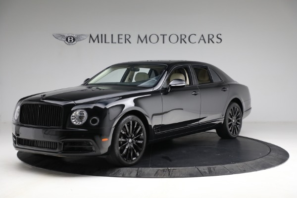 Used 2017 Bentley Mulsanne for sale $214,900 at Aston Martin of Greenwich in Greenwich CT 06830 2