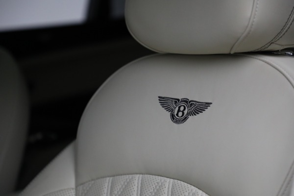 Used 2017 Bentley Mulsanne for sale $214,900 at Aston Martin of Greenwich in Greenwich CT 06830 20