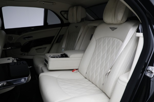 Used 2017 Bentley Mulsanne for sale $214,900 at Aston Martin of Greenwich in Greenwich CT 06830 22