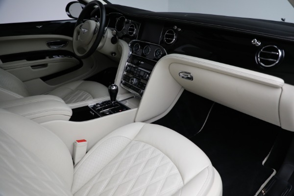 Used 2017 Bentley Mulsanne for sale $214,900 at Aston Martin of Greenwich in Greenwich CT 06830 25