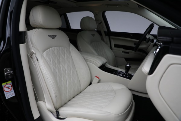 Used 2017 Bentley Mulsanne for sale $214,900 at Aston Martin of Greenwich in Greenwich CT 06830 27
