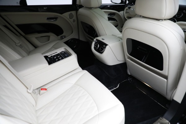 Used 2017 Bentley Mulsanne for sale $214,900 at Aston Martin of Greenwich in Greenwich CT 06830 28