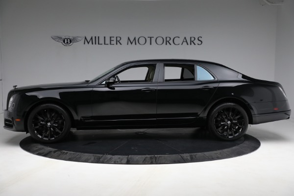 Used 2017 Bentley Mulsanne for sale $214,900 at Aston Martin of Greenwich in Greenwich CT 06830 3