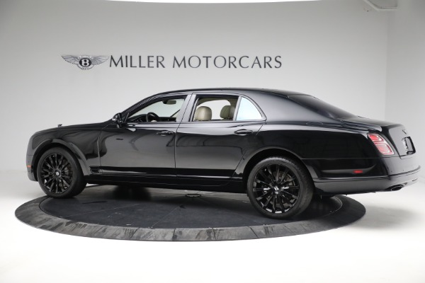 Used 2017 Bentley Mulsanne for sale $214,900 at Aston Martin of Greenwich in Greenwich CT 06830 4
