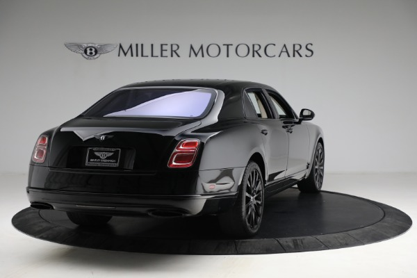 Used 2017 Bentley Mulsanne for sale $214,900 at Aston Martin of Greenwich in Greenwich CT 06830 7