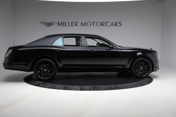 Used 2017 Bentley Mulsanne for sale $214,900 at Aston Martin of Greenwich in Greenwich CT 06830 9