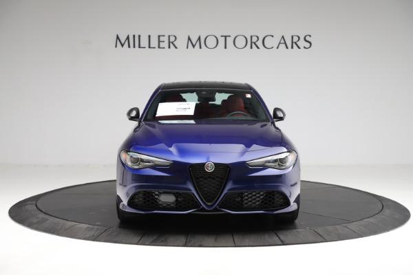 New 2021 Alfa Romeo Giulia Ti Sport for sale Sold at Aston Martin of Greenwich in Greenwich CT 06830 14