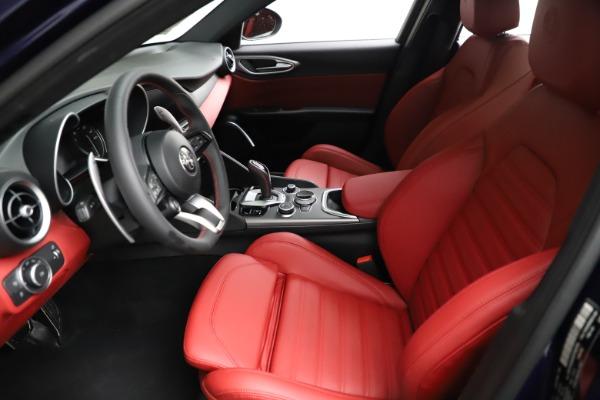 New 2021 Alfa Romeo Giulia Ti Sport for sale Sold at Aston Martin of Greenwich in Greenwich CT 06830 16