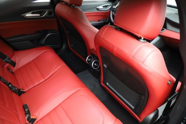 New 2021 Alfa Romeo Giulia Ti Sport for sale Sold at Aston Martin of Greenwich in Greenwich CT 06830 24