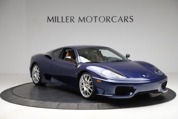 Used 2004 Ferrari 360 Challenge Stradale for sale Call for price at Aston Martin of Greenwich in Greenwich CT 06830 11