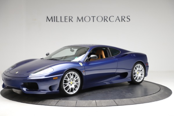 Used 2004 Ferrari 360 Challenge Stradale for sale Call for price at Aston Martin of Greenwich in Greenwich CT 06830 2
