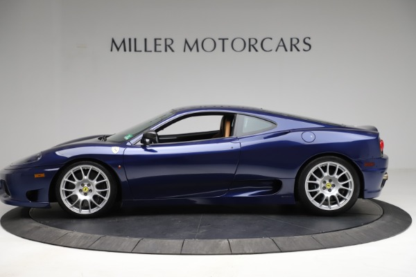 Used 2004 Ferrari 360 Challenge Stradale for sale Call for price at Aston Martin of Greenwich in Greenwich CT 06830 3