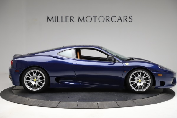 Used 2004 Ferrari 360 Challenge Stradale for sale Call for price at Aston Martin of Greenwich in Greenwich CT 06830 9