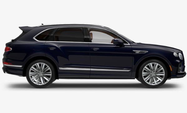 New 2021 Bentley Bentayga Speed for sale Sold at Aston Martin of Greenwich in Greenwich CT 06830 2