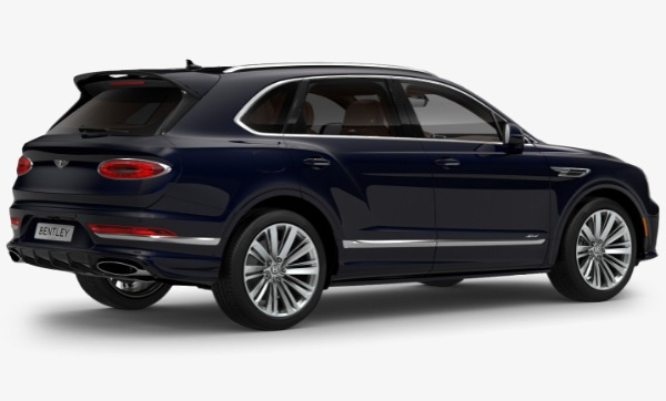 New 2021 Bentley Bentayga Speed for sale Sold at Aston Martin of Greenwich in Greenwich CT 06830 3