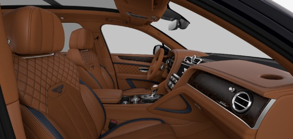 New 2021 Bentley Bentayga Speed for sale Sold at Aston Martin of Greenwich in Greenwich CT 06830 7