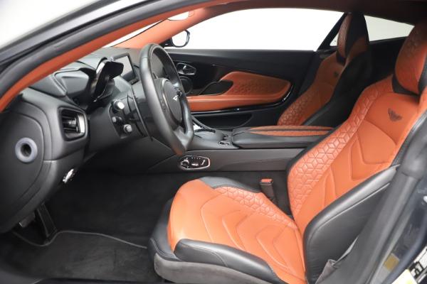 Used 2019 Aston Martin DBS Superleggera for sale $279,990 at Aston Martin of Greenwich in Greenwich CT 06830 14
