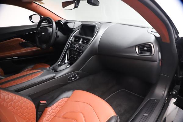 Used 2019 Aston Martin DBS Superleggera for sale $279,990 at Aston Martin of Greenwich in Greenwich CT 06830 19