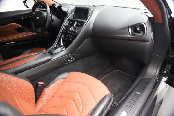 Used 2019 Aston Martin DBS Superleggera for sale $279,990 at Aston Martin of Greenwich in Greenwich CT 06830 20