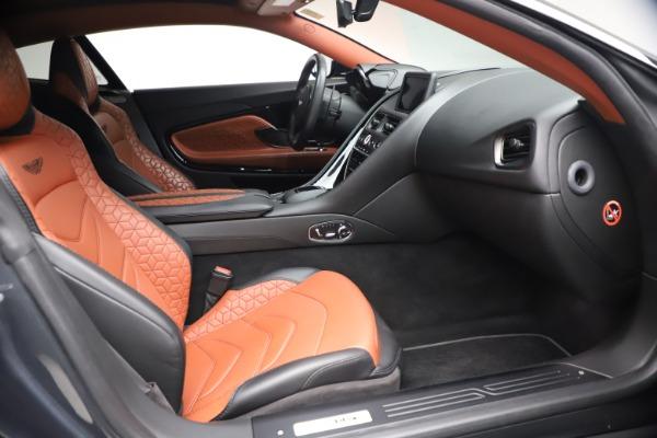 Used 2019 Aston Martin DBS Superleggera for sale $279,990 at Aston Martin of Greenwich in Greenwich CT 06830 21