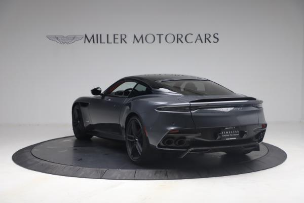 Used 2019 Aston Martin DBS Superleggera for sale $279,990 at Aston Martin of Greenwich in Greenwich CT 06830 4