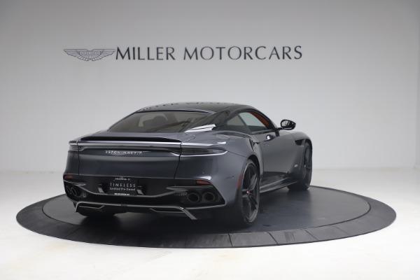 Used 2019 Aston Martin DBS Superleggera for sale $279,990 at Aston Martin of Greenwich in Greenwich CT 06830 6