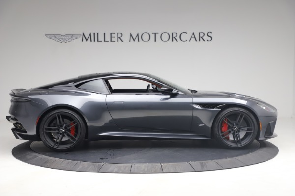 Used 2019 Aston Martin DBS Superleggera for sale $279,990 at Aston Martin of Greenwich in Greenwich CT 06830 8
