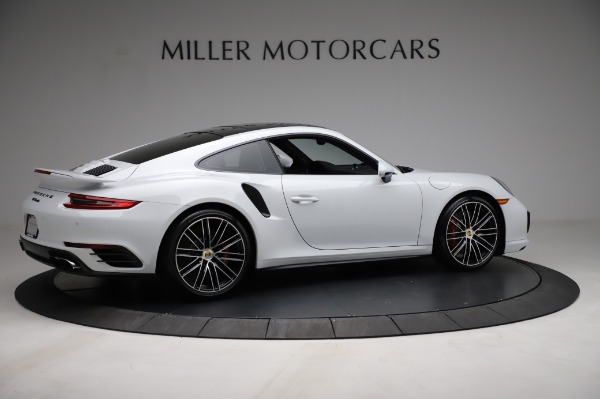 Used 2018 Porsche 911 Turbo for sale Sold at Aston Martin of Greenwich in Greenwich CT 06830 11