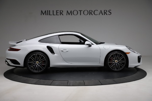 Used 2018 Porsche 911 Turbo for sale Sold at Aston Martin of Greenwich in Greenwich CT 06830 12