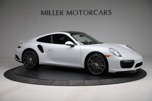 Used 2018 Porsche 911 Turbo for sale Sold at Aston Martin of Greenwich in Greenwich CT 06830 13